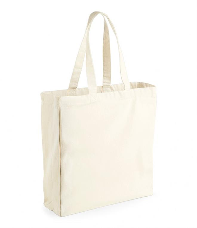 Westford Mill Canvas Classic Shopper