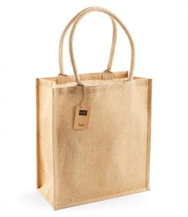 Westford Mill Jute Boutique Shopper