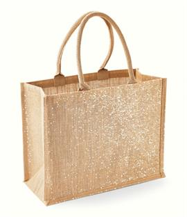 Westford Mill Shimmer Jute Shopper